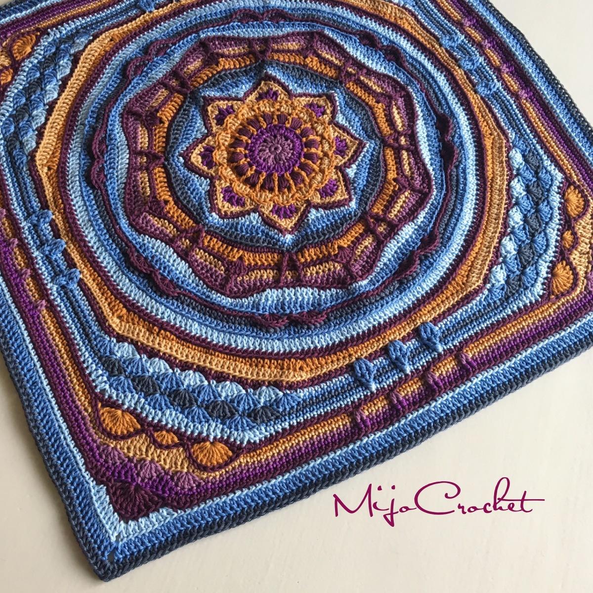 Crochet Pattern Tester 2017 : In The Yarn Garden ?Royal Starling? ? Mijo Crochet
