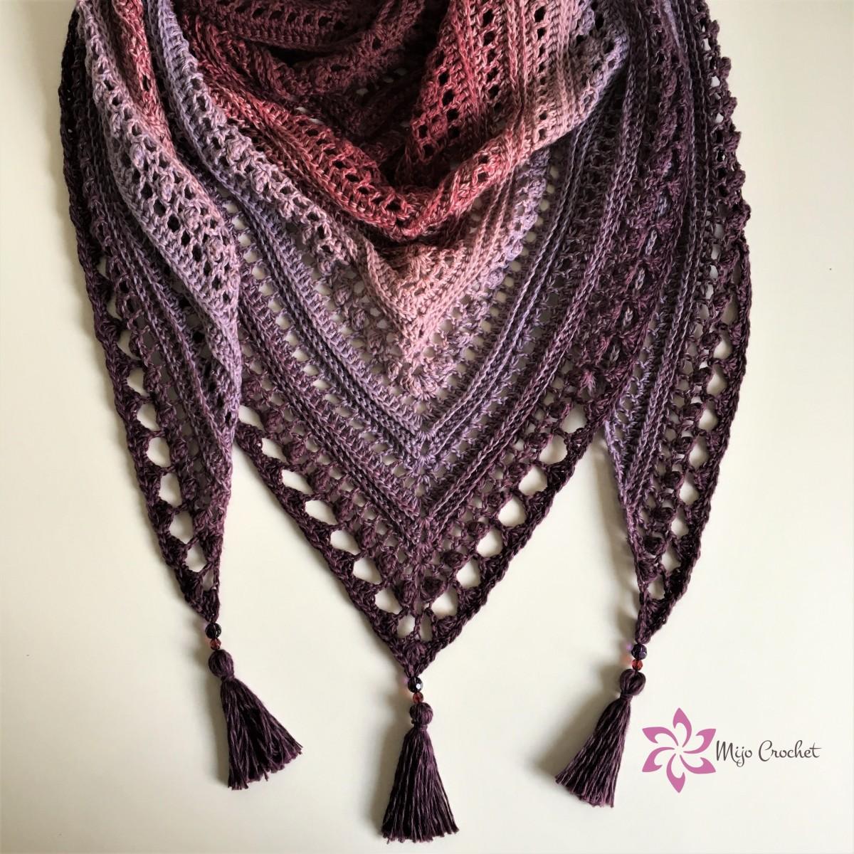Secret Paths – Tasty Nom Nom – Mijo Crochet