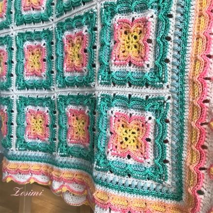 Tropitile CAL - Mijo Crochet - Crochet Pattern - Sandra Lindahl (1)