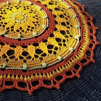 Lost Doily CAL - Mijo Crochet - Crochet Pattern - Heike Berg (2)