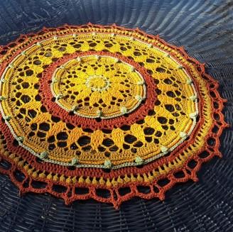 Lost Doily CAL - Mijo Crochet - Crochet Pattern - Heike Berg