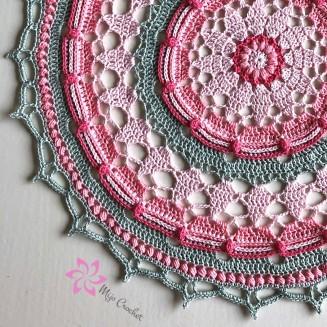 Lost Doily CAL - Mijo Crochet - Crochet Pattern - Johanna Lindahl (10)