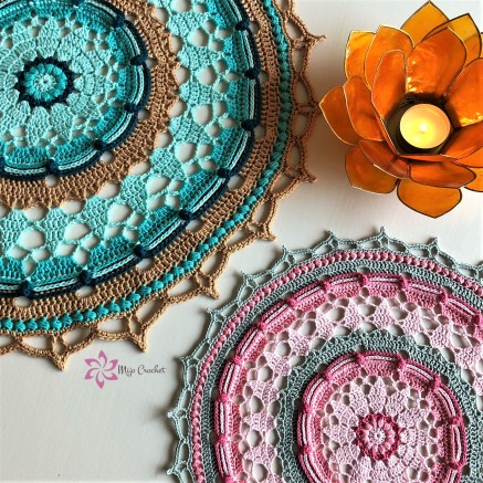 Lost Doily CAL - Mijo Crochet - Crochet pattern - Johanna Lindahl (21)