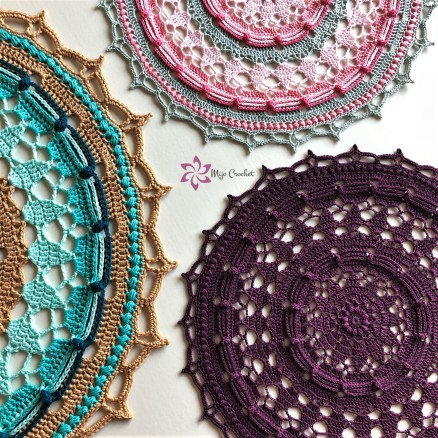 Lost Doily CAL - Mijo Crochet - Crochet pattern - Johanna Lindahl (24)