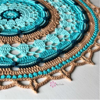 Lost Doily CAL - Mijo Crochet - Crochet Pattern - Johanna Lindahl (6)