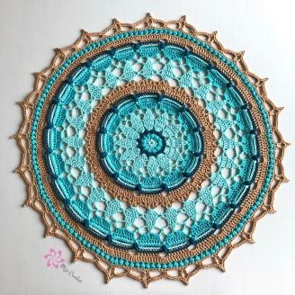 Lost Doily CAL - Mijo Crochet - Crochet Pattern - Johanna Lindahl (9)
