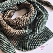 XY Scarf by Mijo Crochet _ Johanna Lindahl (7)