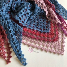 Treasure Hunt Scarf by Mijo Crochet Johanna Lindahl (1)