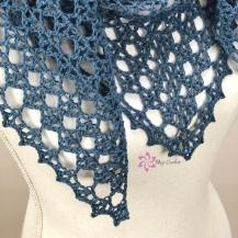 Treasure Hunt Scarf by Mijo Crochet Johanna Lindahl (10)