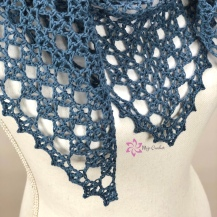 Treasure Hunt Scarf by Mijo Crochet Johanna Lindahl (10)