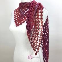 Treasure Hunt Scarf by Mijo Crochet Johanna Lindahl (13)