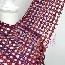 Treasure Hunt Scarf by Mijo Crochet Johanna Lindahl (4)