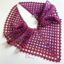 Treasure Hunt Scarf by Mijo Crochet Johanna Lindahl (6)
