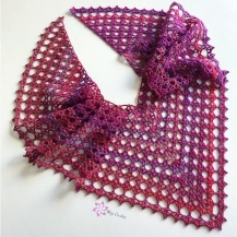 Treasure Hunt Scarf by Mijo Crochet Johanna Lindahl (6)