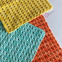 Mijo Dishcloth Washcloth by Mijo Crochet Johanna Lindahl (5)