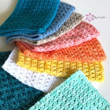 Mijo Dishcloth Washcloth by Mijo Crochet Johanna Lindahl (7)