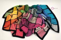 109 Blanket By Johanna Lindahl Mijo Crochet (3)
