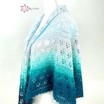 Lovely Leaves Shawl - Mijo Crochet (5)
